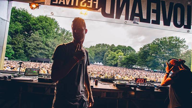 Egbert LIVE | Loveland Festival - Amsterdam (Netherlands)